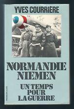Guerre 39-45 Yves Courrière NORMANDIE NIÉMEN Résistance aviation