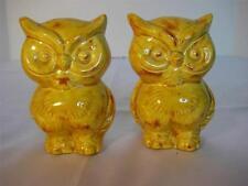 Vintage J.ORR Owl Salt and Pepper Shakers.