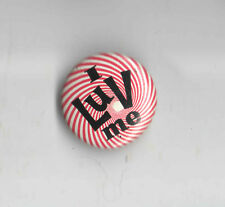 PSYCHEDELIC pinback 1960s ABSURDIST Hippie DRUG Culture POP Art  I LUV Me pin