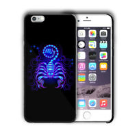 Zodiac Sign Scorpio Iphone 5 5s 5c SE 6 6s 7 8 X XS Max XR 11 12 Pro Plus Case 1