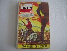 RECUEIL DU JOUNAL TINTIN  / ALBUM NO 43  nos 586 à 595 Edition Française . E.O