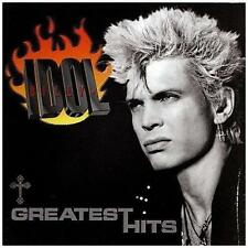 BILLY IDOL (GREATEST HITS CD SEALED + FREE POST)