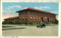 Laurel MS YMCA c1920 Postcard rpx