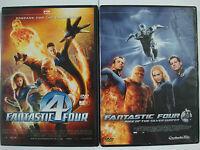 Fantastic Four + Rise of the Silver Surfer - Marvel Sammlung Jessica Alba, Evans