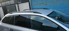 skoda octavia mk3 III estate roof bars rack genuine 2013-onwards