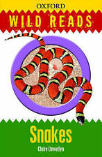 Wild Reads: Snakes, Llewellyn, Claire, New Book