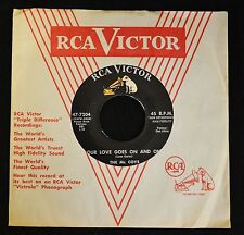 The McCoys MC Coys RCA 7204 Our Love Goes On And On and Daddy's Geisha Girl
