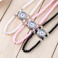 Fashion Cute Women Ladies Girls Quartz Bracelet Casual Wrist Bangle Watch Gift