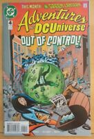 ADVENTURES in the DC UNIVERSE #4 Green Lantern (1997 DC Comics) VF/NM Book