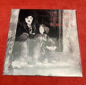 Michael Jackson Smile Vinyl (Bootleg) Rare