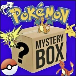 Pokemon Mysterybox Sealed Products Booster Packs 1.Edition PSA