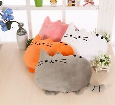 """New"" Decorative pillows Soft Plush Stuffed Animal Toy Cute Cat Pillow"
