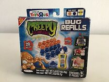 Creepy Crawlers Bug Refills New in Box Toys R Us Exclusive