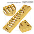 Harmonica Comb 10  Hole Blues Harp Comb Part for HOHNER SP20 Gold Free Shipping