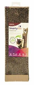 SmartyKat Scratch Up Hanging Door Cat Scratcher Corrugated Cardboard Scratch ...