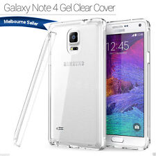 Ultra Thin Soft GEL Phone Case for Samsung Galaxy Note 4 AU