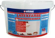 Wilckens Latexfarbe LF Farbe WEISS Seidenglänzend 10 Liter