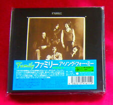 Family A Song For Me  (Madfish / Snapper #SMACD 993) WITH JAPAN MINI LP SLEEVE