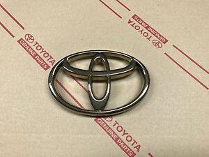 Toyota Land Cruiser 100 FZJ10 Kühlergrill Grill Emblem Logo Radiator Grille Gold