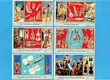 FIGURINE LIEBIG-ITA 1963-Sang.1794- LA STORIA DELLA LIUTERIA
