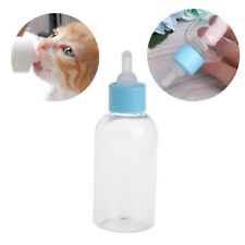 60ml Puppy Kitten Feeding Bottle Pet Dog Cat Bady Nursing Water Milk Feeder