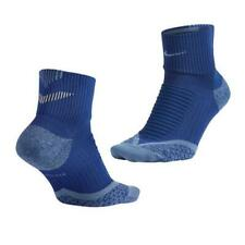 Nike Elite Cushioned Running Training Gym Socks - DRI-FIT Unisex Quarter