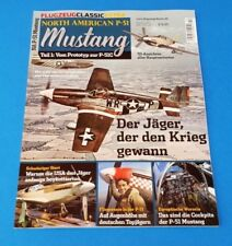 Flugzeugclassic Extra 2018 North American P-51 Mustang ungelesen 1A  abs. TOP