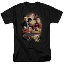 Star Trek Heart of the Enterprise T Shirt