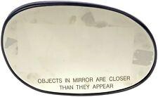 Door Mirror Glass fits 2000-2001 Plymouth Neon Dorman - Help