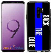 Back The Blue For Samsung Galaxy S9 2018 Case Cover