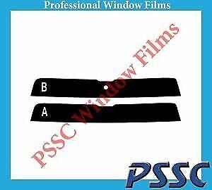 PSSC Pre Cut SunStrip Car Auto Window Films - Porsche Cayman 2006-2013