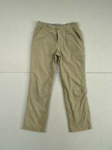 Berghaus Olive Green Thermal Fleece Lining Trousers Women's Size 12 Leg 31 L31