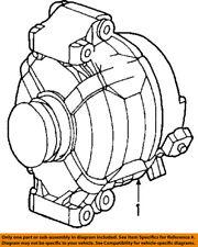 alternators generators for pontiac g6 with unspecified warranty Pontiac G6 GTP Engine gm oem alternator 20833569 fits pontiac g6