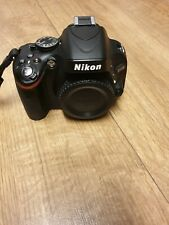 Used Nikon D5100 DSLR Body (4210 actuations)