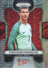 Prizm World Cup 2018 Mojo Parallel Base Card #154 Cristiano Ronaldo - Portugal