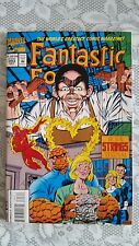 Fantastic Four  No. 393  OCT 1994  (MARVEL)