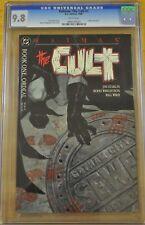 BATMAN THE CULT #1 CGC 9.8 NM/M BERNIE WRIGHTSON COVER AND ART 1988 JIM STARLIN