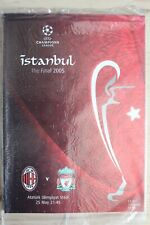 More details for 2005 champions league cup final programme *(liverpool v ac milan)* (25/05/2005)