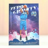 2020-21 Panini NBA Hoops Basketball Tracy McGrady Zero Gravity#17 Insert Magic