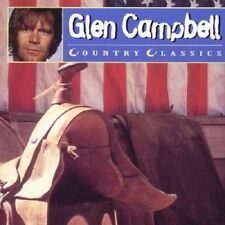 Glen Campbell Country ClassicsCD NEW By The Time I Get To Phoenix+