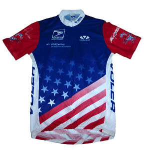 Voler USA CYCLING - ALISON DUNLAP Coolmax Bike Jersey, Women's L