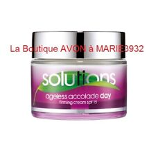 CREME de JOUR Raffermissante BLOOM DAY Solutions Ageless AVON NEUF