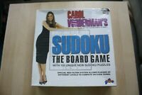 Carol Vorderman's Sudoku: The Board Game (Family Puzzle Game)