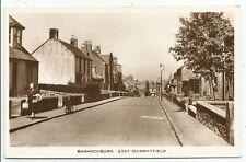 POSTCARDS-SCOTLAND-STIRLING-RP. East Murrayfield, Bannockburn.