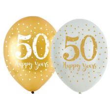 Palloncini ovale Amscan anniversario per feste e party