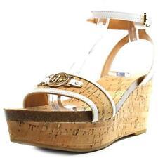 Sandalias y chanclas de mujer Tommy Hilfiger de color principal blanco sintético