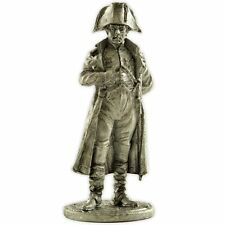 France. Napoleon 1805-15 years. Tin toy soldiers. 54mm miniature metal figurine