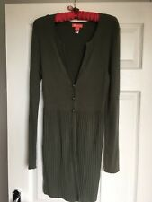 Ladies Long Cardigan By Monsoon Size 12