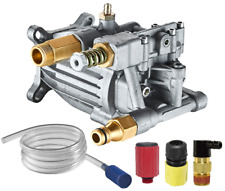 More details for aluminium petrol pressure washer pump for 6.5hp to 8.5hp engine (2200 - 3800psi)