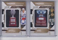 18/19 OPC Boston Bruins Andy Moog Trophy Winners Patch card #P-25 - SP